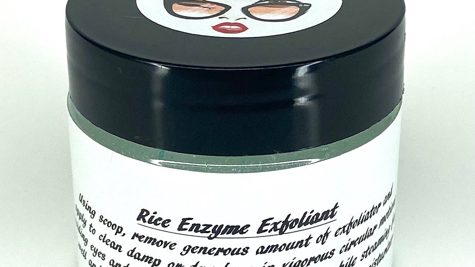 Rice Enzyme Exfoliant