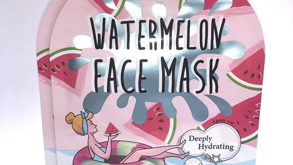 Watermelon Hydrating Mask