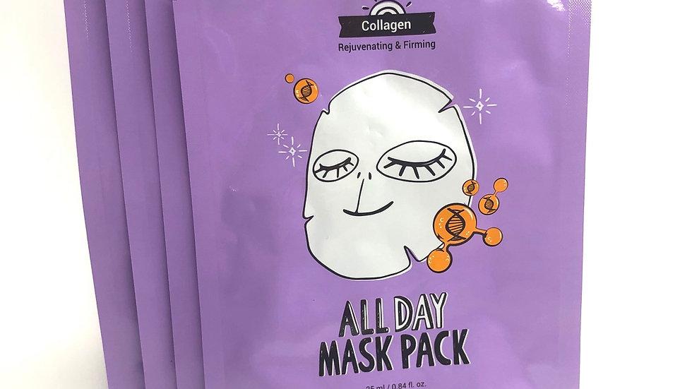 Collagen Sheet Mask (2 Pack)