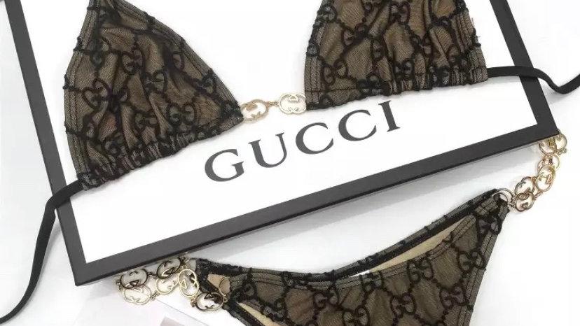 Pretty Gucci 2 Piece