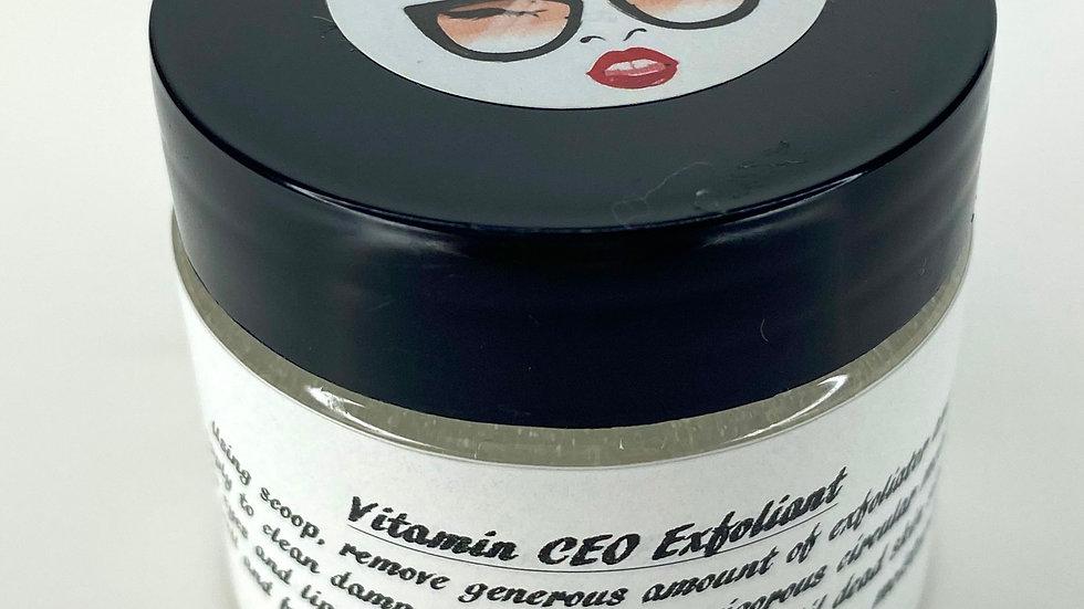 Vitamin  CEO Exfoliant