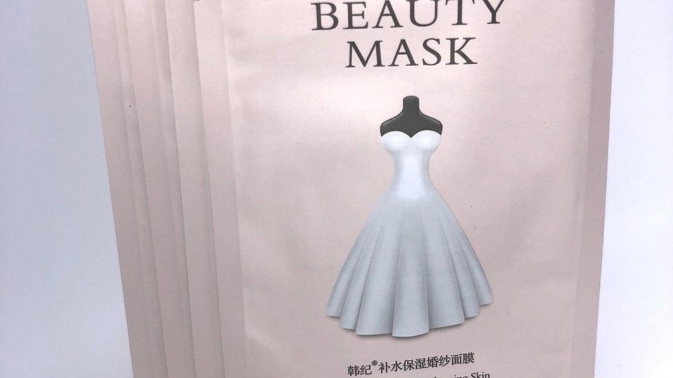 Little Dress Beauty Masks (4 Pack)