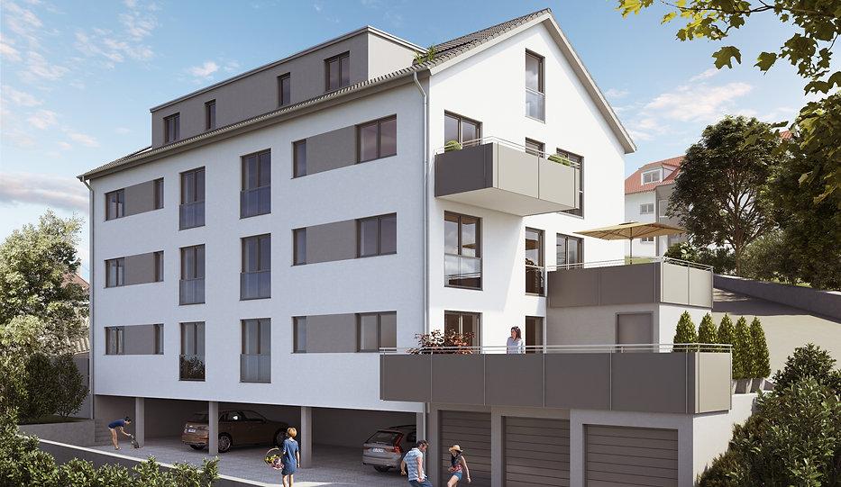 Neubau Blaustein