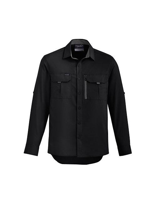 Mens Outdoor L/Sleeve Shirt