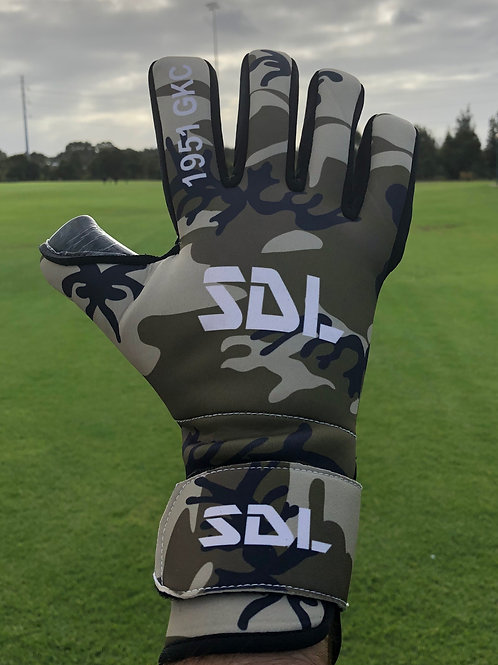 Limited Edition SDL Perth Goalkeeper Battle Glove