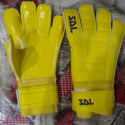 SDL Hybrid Glove Yellow