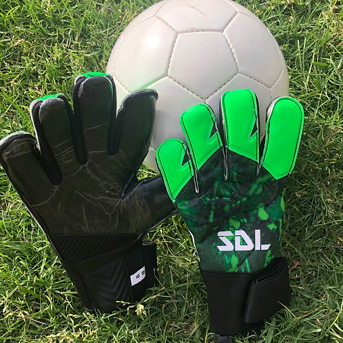 SDL HYBRID Lime Green/Black