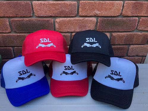 SDL Truckers Baseball Caps