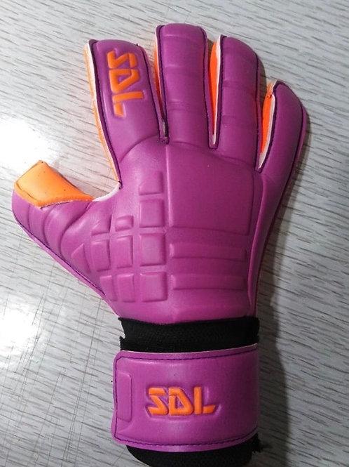 SDL Purple/Orange Hybrid Glove