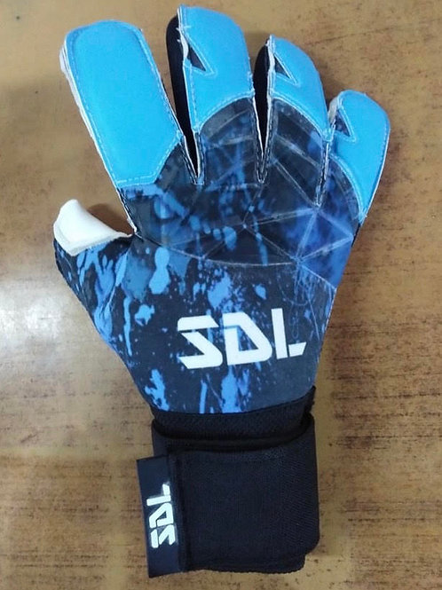 SDL HYBRID Cyan Blue/Black