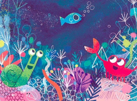 My tips on illustrating a picture book: Jarvis