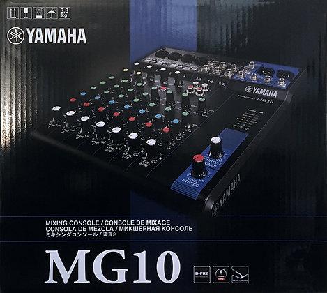 YAMAHA MG 10