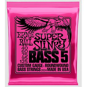 ERNIE BALL Super Slinky Bass 5