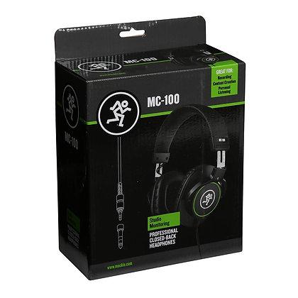 Casque Audio Mackie MC-100
