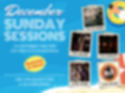 December Sunday Sessions - 1024X768px -