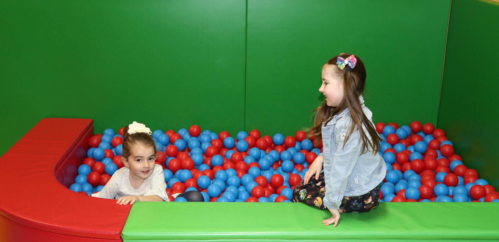 Workies Wizards Kids Room Soft Play Area
