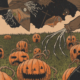 The Scarecrow Stalks at Midnight