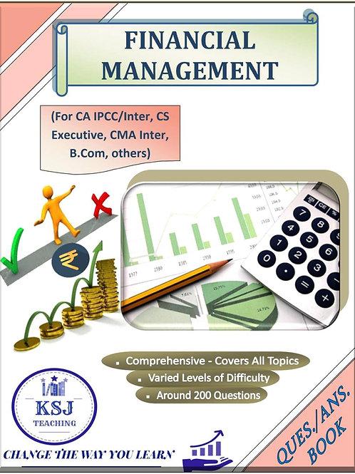 Financial Management Question Book