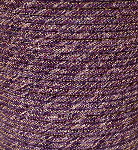 Creative Cord Purple - 2mm
