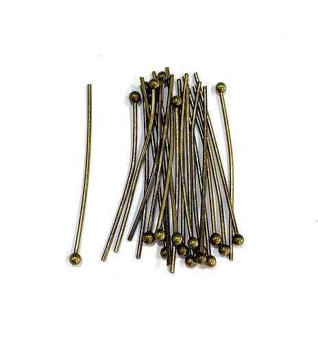 bronze ball pins