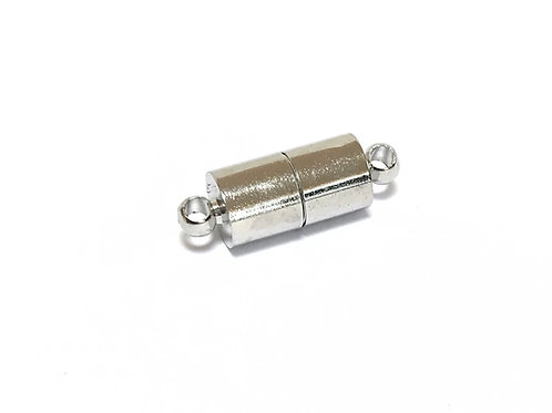 Silver Tone Magnetic Clasp