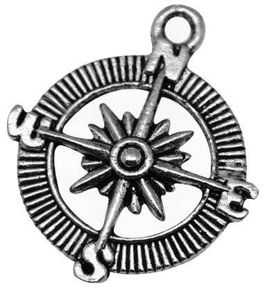 Compass - Silver
