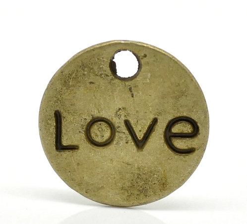 Love Token - Bronze