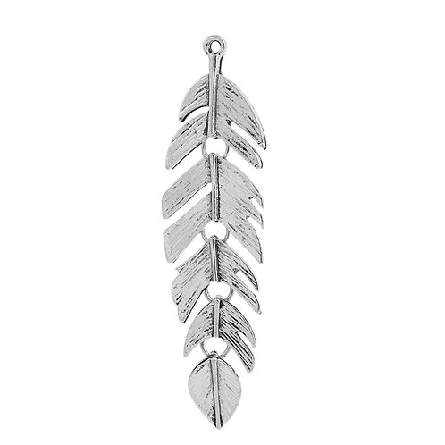 Feather - Silver