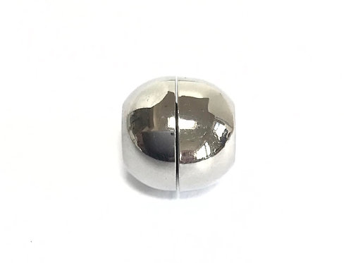 Stainless Steel Magnetic Clasp - 6mm
