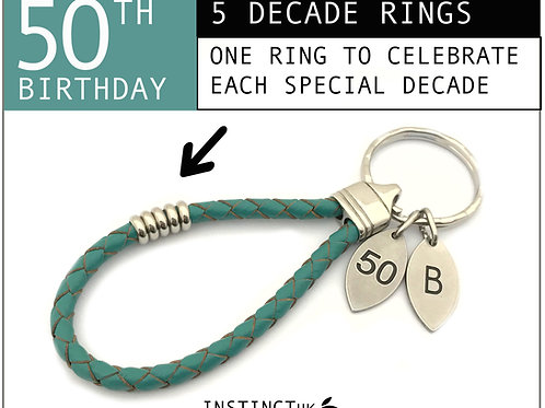 50th Birthday Gift | For Him and Her