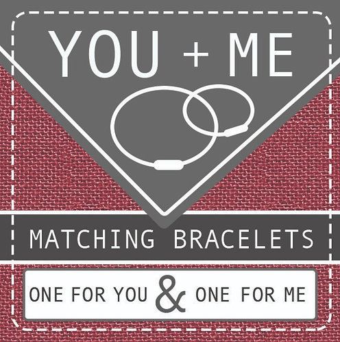 YOU + ME info cards