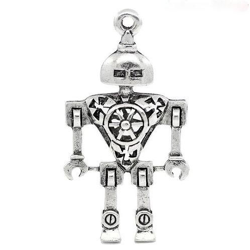 Robot - Silver