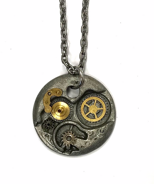 Small Silver Mechanism