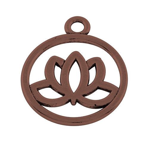 Lotus Flower - Copper