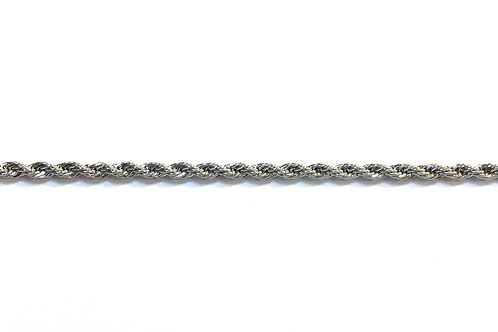 stainless steel rope chain 1 metre