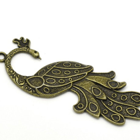 Peacock - Bronze