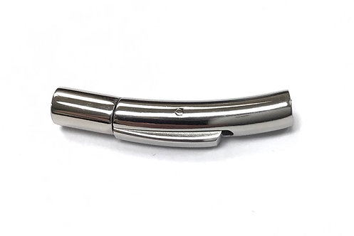 Stainless Steel Bayonet Clasp - Fit 3mm