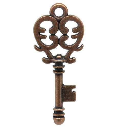 Small Key - Copper
