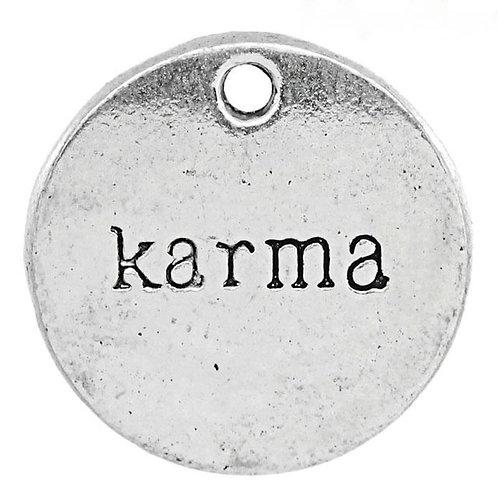 Karma Token - Silver