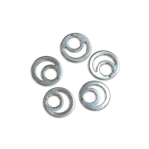 Stainless Steel Round Connector