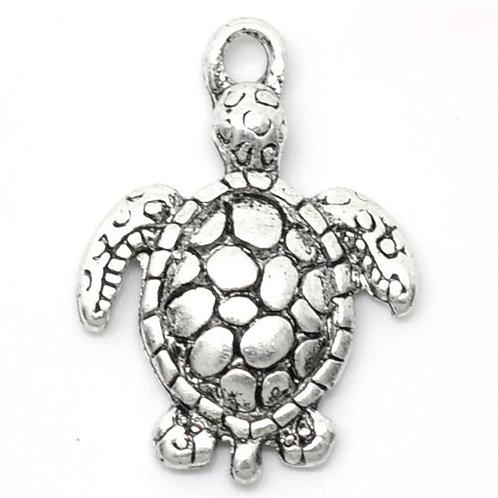 Turtle - Silver