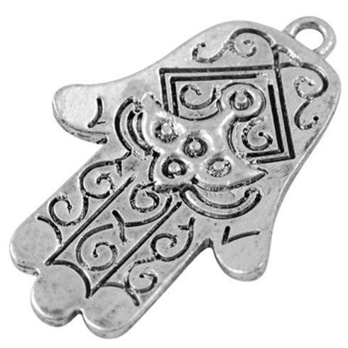 Hamsa Hand - Silver