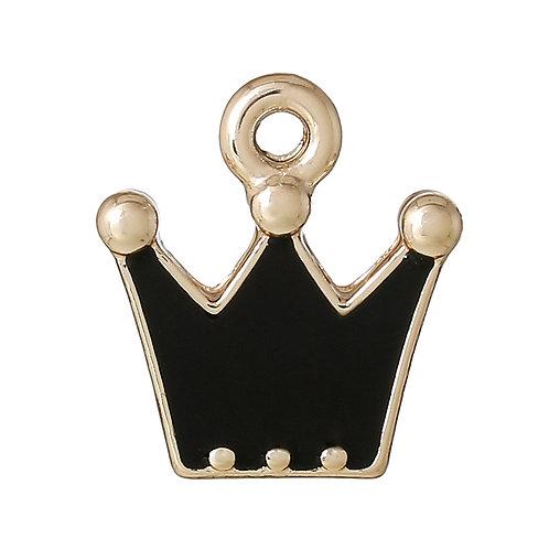 Crown - Light Gold