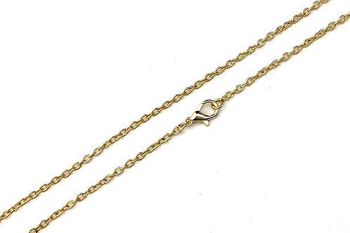 Chain 41cm - Light Gold