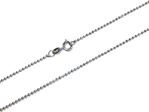"""Stainless Steel Ball Chain - 41cm (16"""")"""