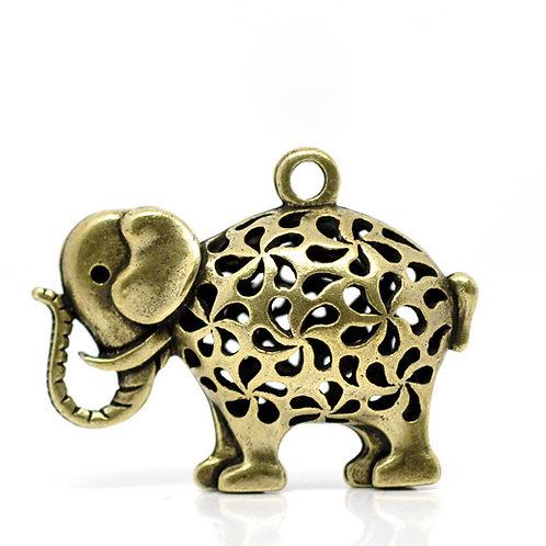 African Elephant - Bronze