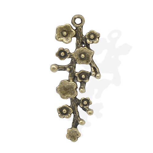 Blossom Branch - Bronze