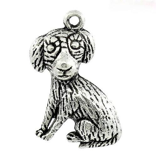 Dog - Silver