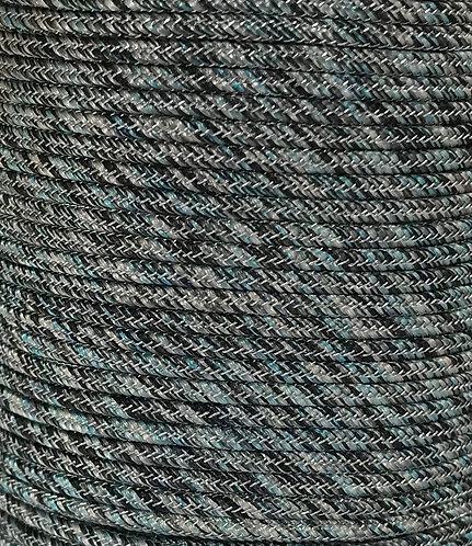 Creative Cord Blue Grey - 2mm
