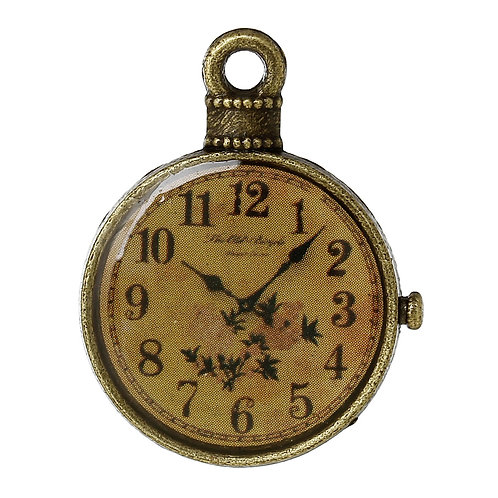 Vintage Pocket Watch - Bronze